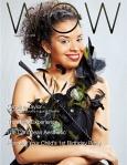 Caroline Taylor - Trinidad Guardian WOW Magazine 2014