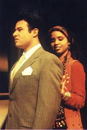 Caroline Taylor as Medea (2002)