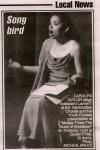 Caroline Taylor Adelaide's Lament 2003