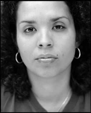 Caroline Taylor. Photo: Gerard Gaskin (2009) for his Trinidad Artists Series.