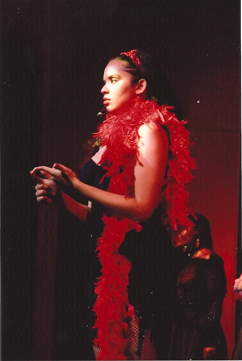 Caroline Taylor Chicago 2007