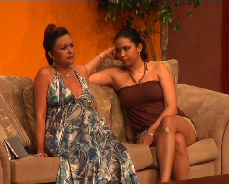 """Caroline Taylor and Cecilia Salazar in """"Sex, Lies & Money"""" (Trinidad & Tobago, 2009)"""