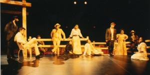 """The Seagull"" (Williamstheatre, USA, 2003). Photo: Cynthia Locklin"