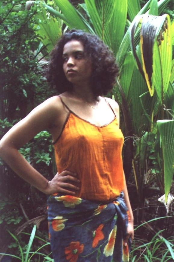 Caroline Taylor Caribbean Princesses Martin Superville 2001