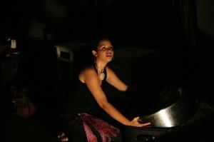 Caroline Taylor, (New York International Fringe Festival, USA, 2006). Photo: Dixie Sheridan