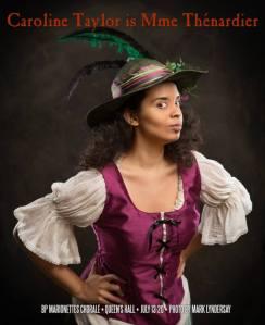 Caroline Taylor As Madame Thénardier (Les Misérables, Trinidad 2014)